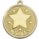 45mm Star Medal AM1026